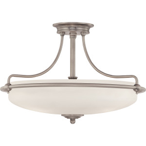 Griffin Semi-Flush Mount