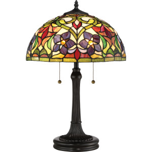 Violets Table Lamp
